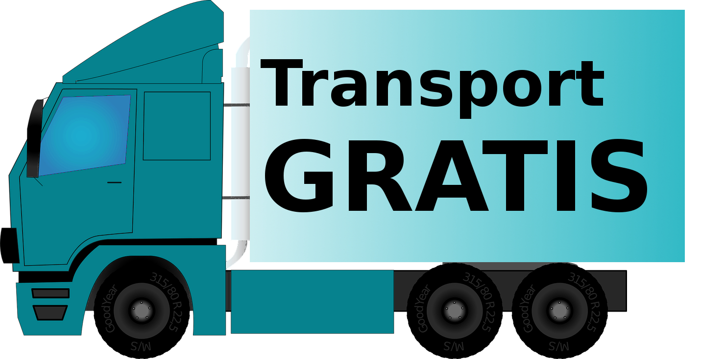 Transport GRATIS