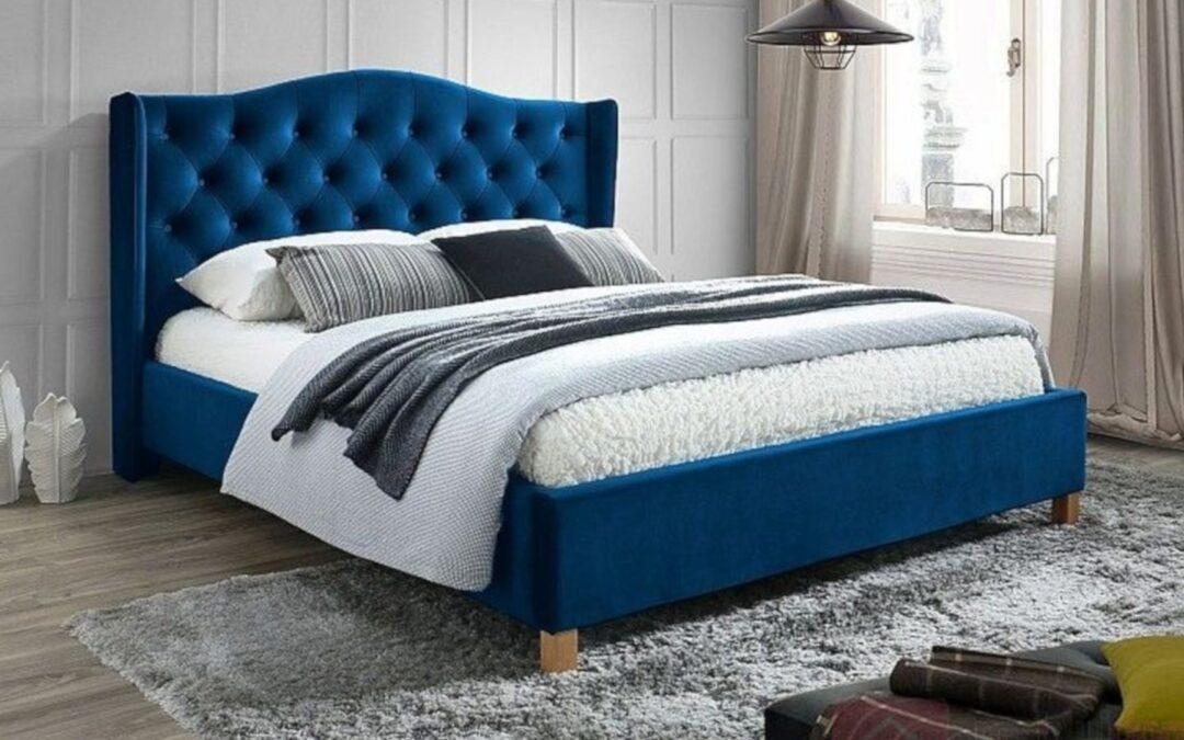 Łóżko ASPEN Velvet