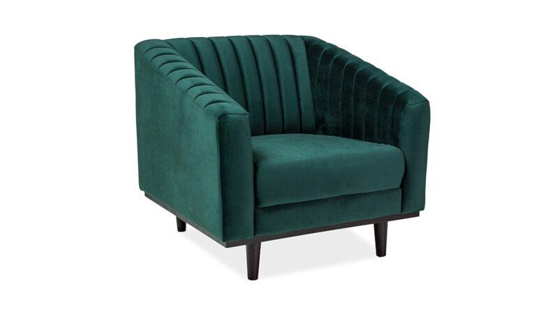 Fotel Asprey Velvet
