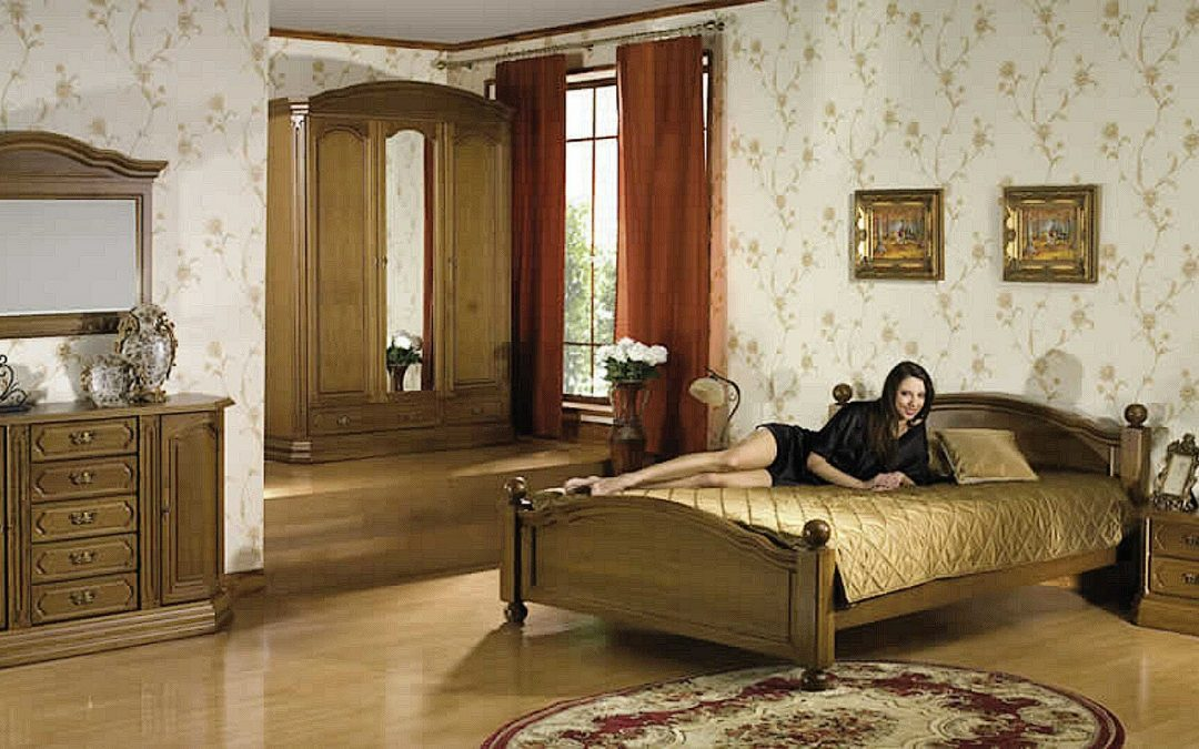 Sypialnia Norman