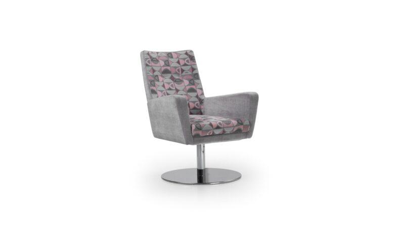 Fotel obrotowy Bianco
