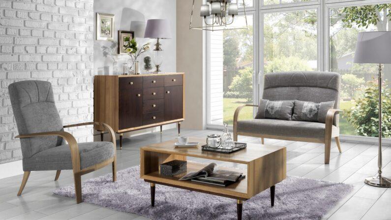 Sofa Lagossa, Fotel Lagossa