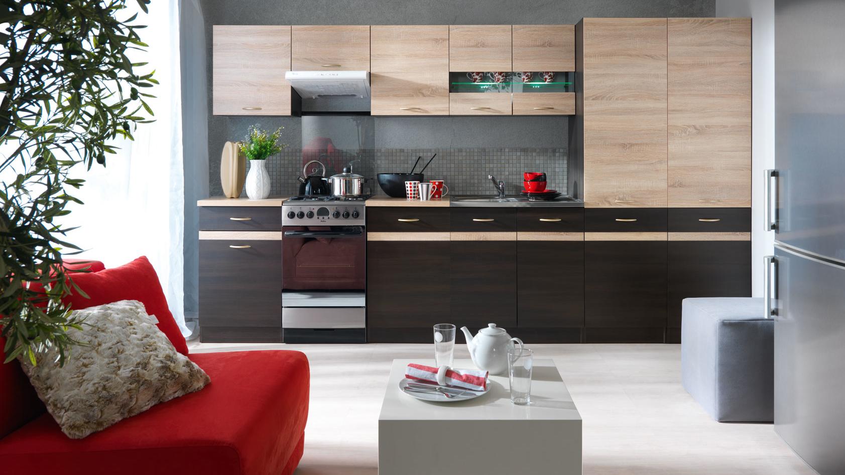Zestawy kuchenne - Moduły kuchenne